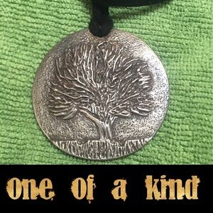 Handmade medallion